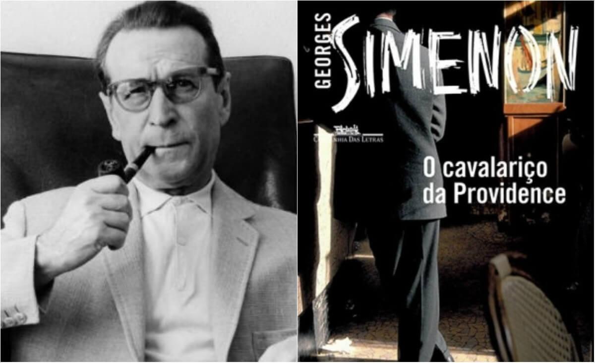 O Cavalariço da Providence, de Georges Simenon