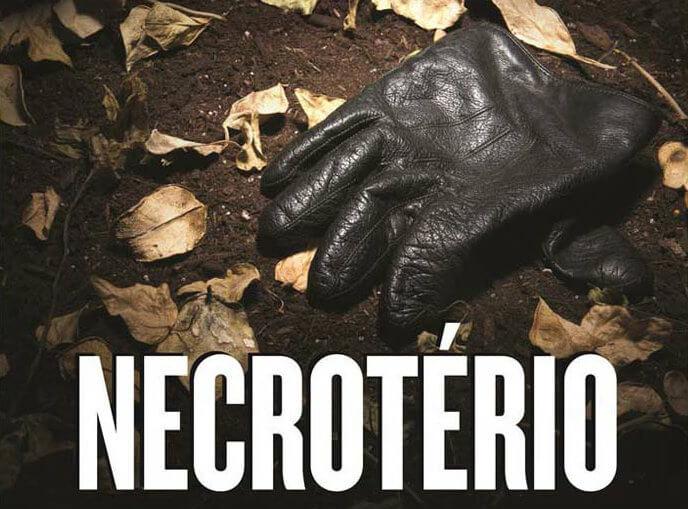 Necrotério, de Patricia Cornwell
