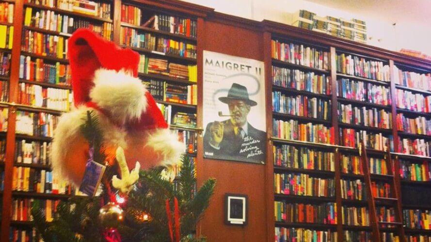 Conheça 6 livrarias de suspense e mistério no mundo