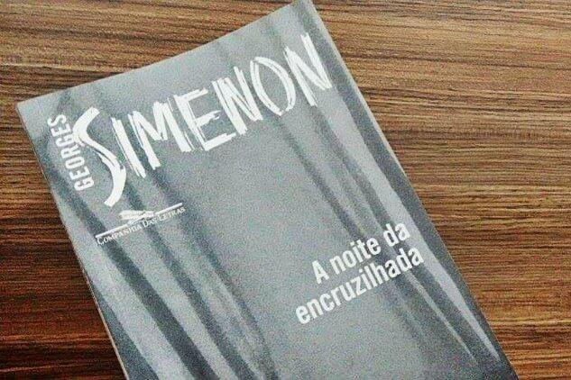 A Noite da Encruzilhada, de Georges Simenon