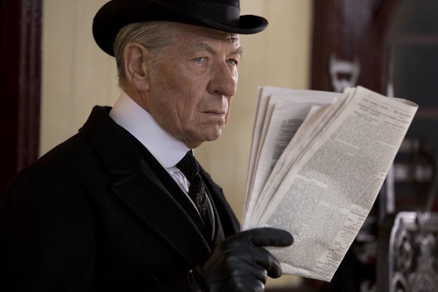 7 feitos que podemos esperar de Mr. Holmes