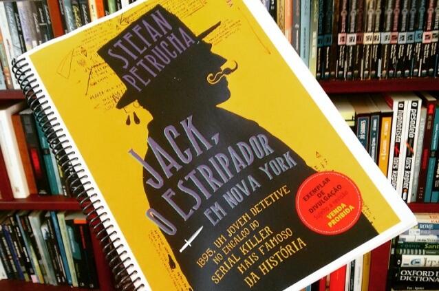 Jack, O Estripador em Nova York, de Stefan Petrucha