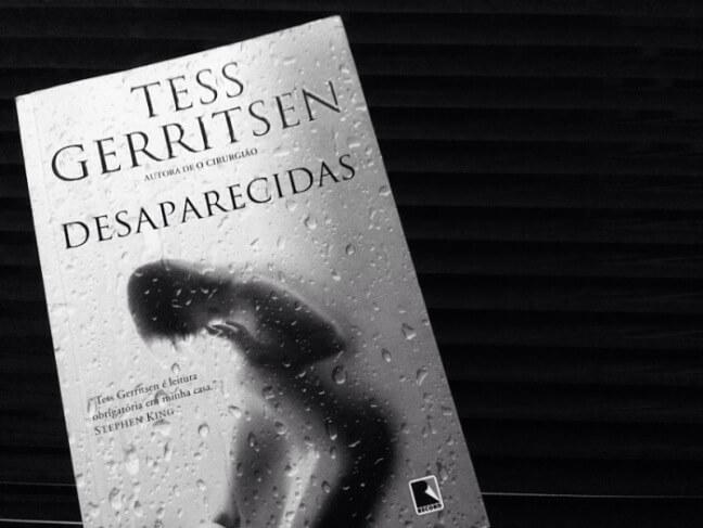 Desaparecidas, de Tess Gerritsen