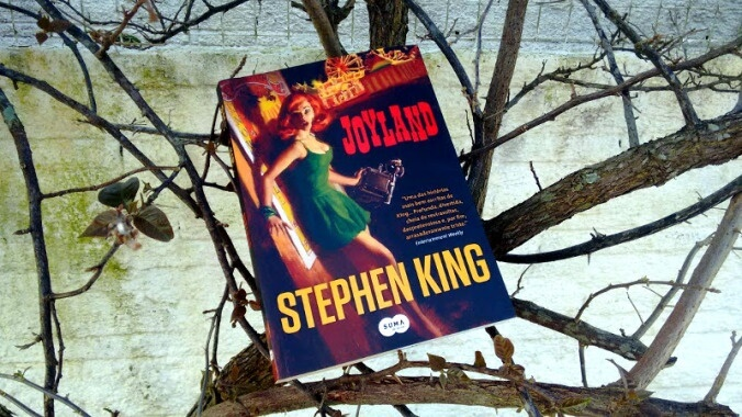 Joyland, um suspense light de Stephen King