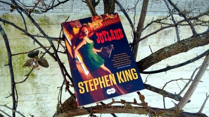 Joyland, um suspense light de Stephen King