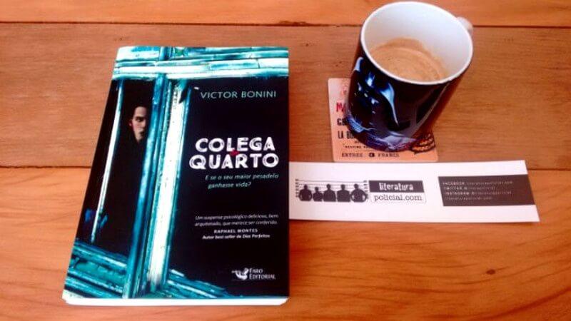 Colega de Quarto é a estreia de Victor Bonini no policial