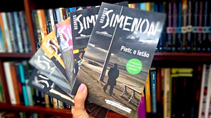 Conheça Simenon e o detetive Maigret