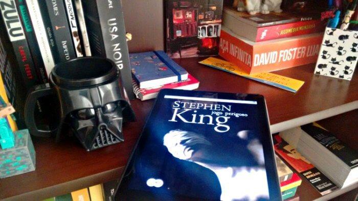 Jogo Perigoso, de Stephen King