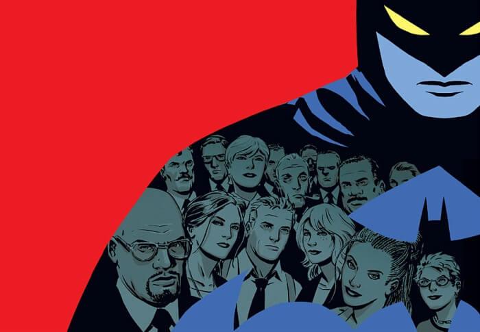 A volta de Gotham City Contra o Crime