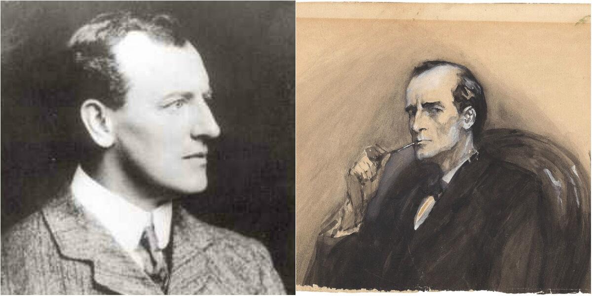 Sidney Paget foi o ilustrador de Sherlock Holmes