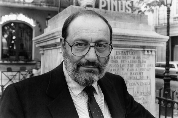 Umberto Eco: o escritor que não corria dos policiais