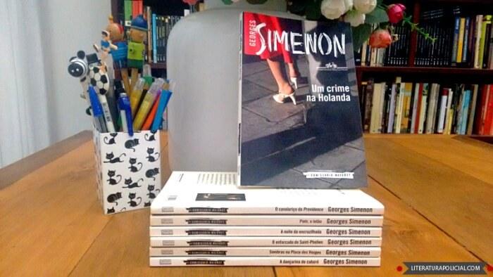 Um Crime na Holanda, de Georges Simenon
