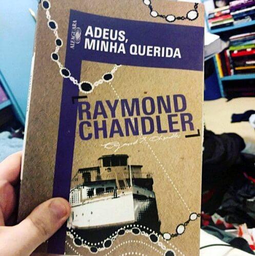 A grande arte do crime – Adeus, minha querida, de Raymond Chandler