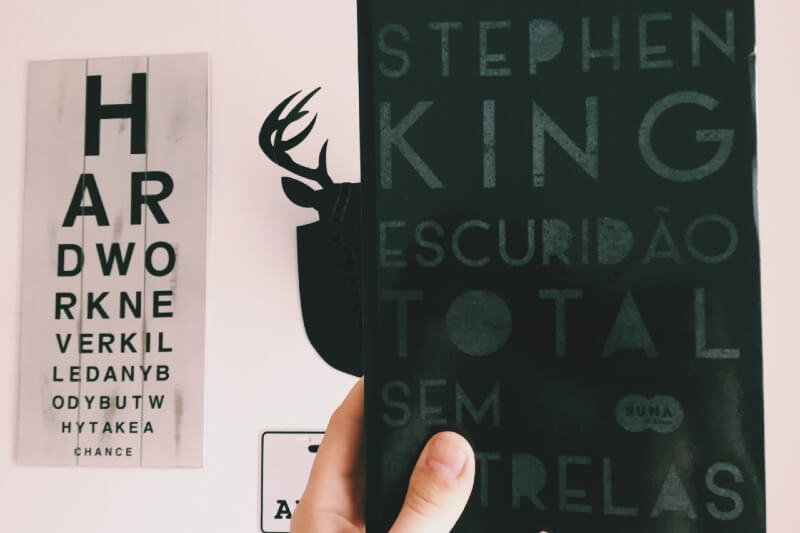 Escuridão total sem estrelas, de Stephen King