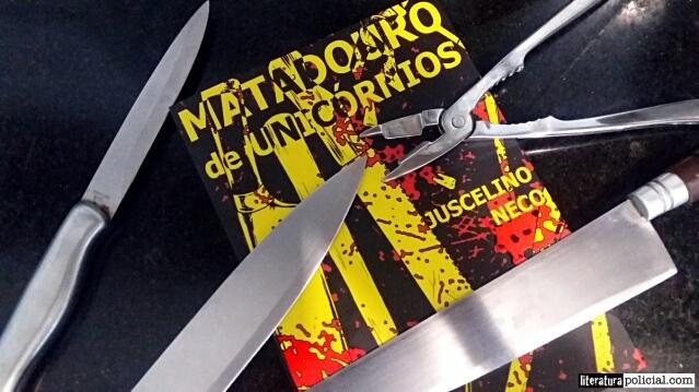 Matadouro de Unicórnios, de Juscelino Neco