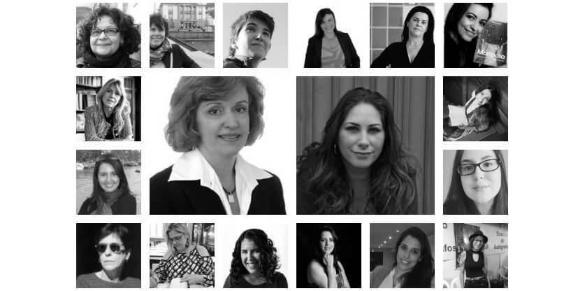 18 autoras nacionais de crime, mistério e terror