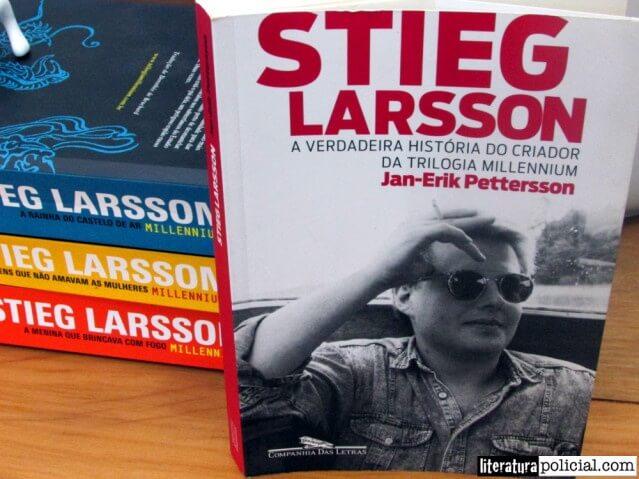 Stieg Larsson – A verdadeira história do criador da trilogia Millennium