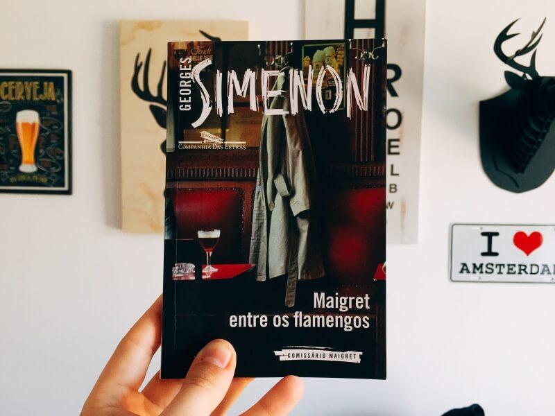Maigret entre os Flamengos, de Georges Simenon