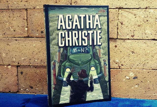 M ou N?: nunca é tarde para conhecer um lado inexplorado de Agatha Christie