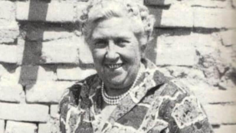 Agatha Christie teve um papel pouco conhecido na antiga Nimrud