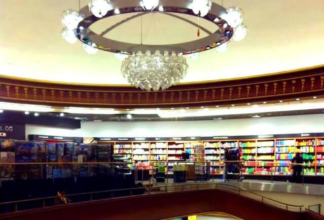 5 livrarias encantadoras pelo mundo
