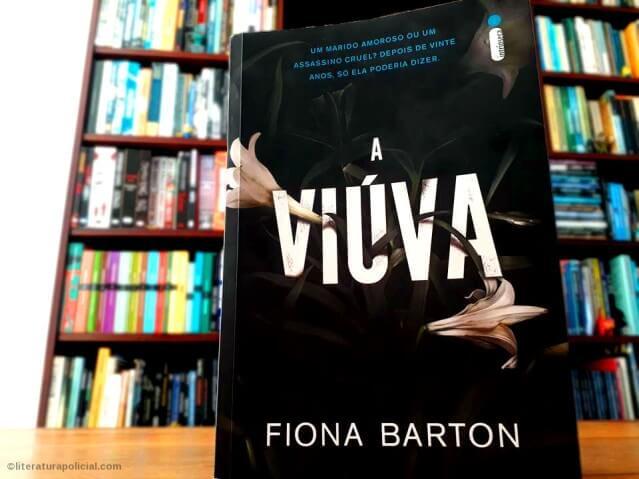 RESENHA | A Viúva, de Fiona Barton