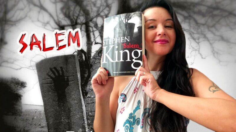 Salem, de Stephen King, foi inspirado no clássico Drácula