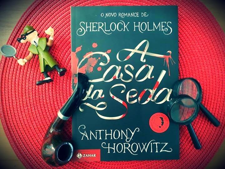 A casa da seda, de Anthony Horowitz