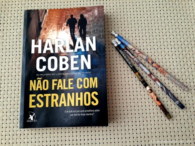 Não fale com estranhos, de Harlan Coben