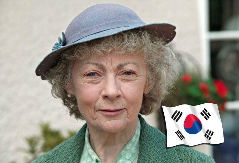 Miss Marple vai virar série de TV na Coréia do Sul