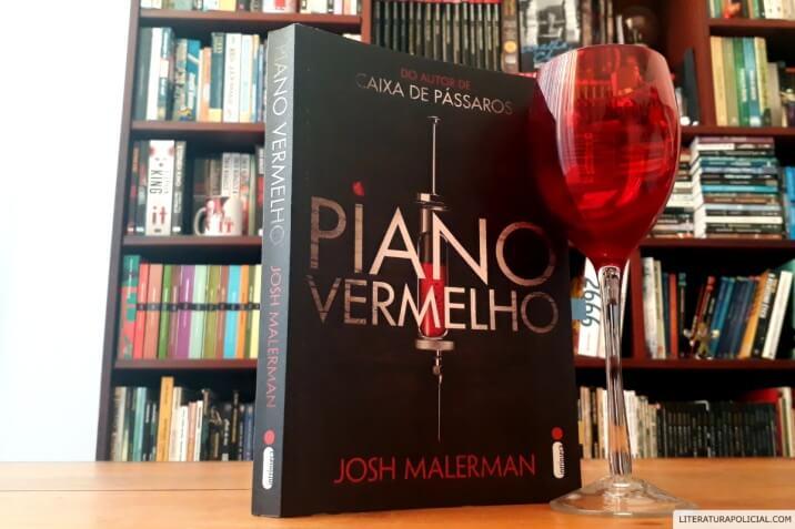 Piano vermelho, Josh Malerman (com spoilers)