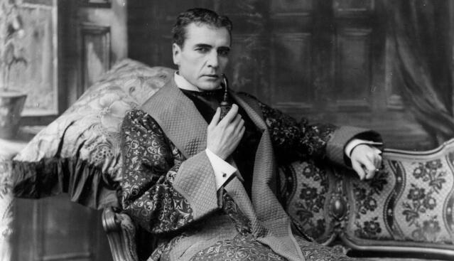William Gillette: 5 aspectos que transformaram o modo como Sherlock Holmes vê e fala