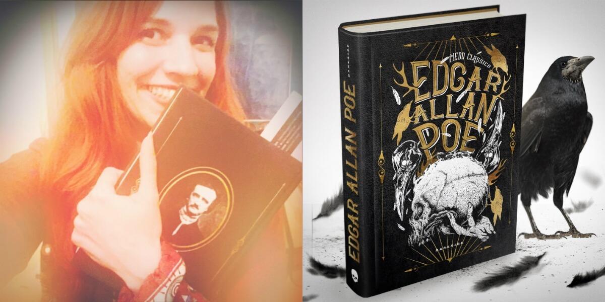 ENTREVISTA   Uma conversa com a tradutora do Edgar Allan Poe