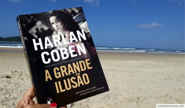 RESENHA | A grande ilusão, Harlan Coben