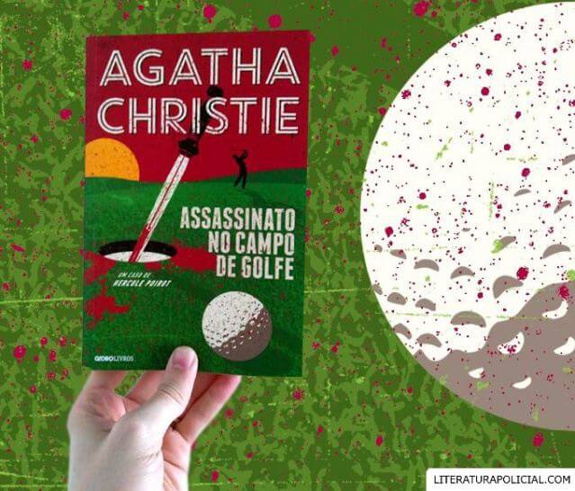 RESENHA | Assassinato no campo de golfe, Agatha Christie