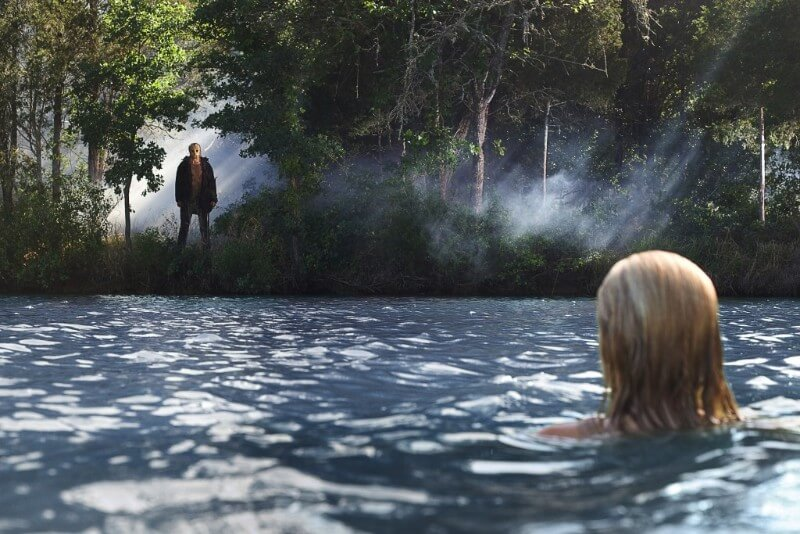 Que tal acampar em Crystal Lake na sexta-feira 13?