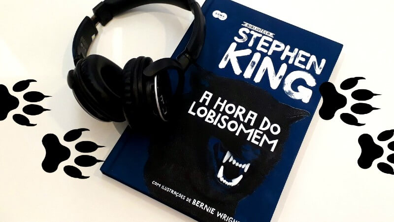 YOUTUBE | A hora do lobisomem, Stephen King