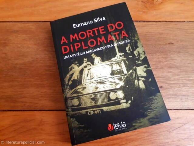 Jornalista se inspira em thrillers para escrever sobre a ditadura