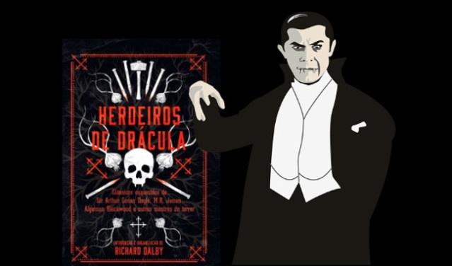 Antologia sobre Drácula terá conto de Arthur Conan Doyle