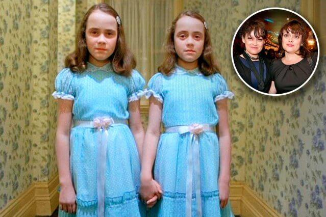 Gêmeas de O Iluminado falam sobre a filmagem