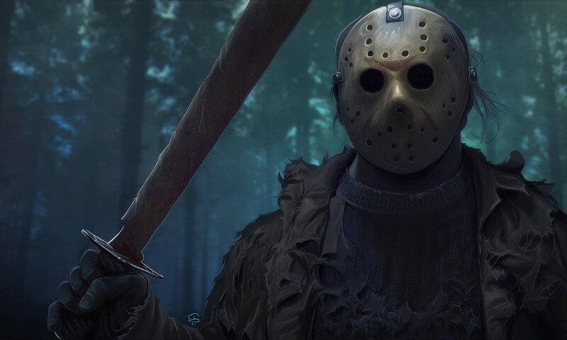 Você vai se apavorar com essa máscara do Jason!