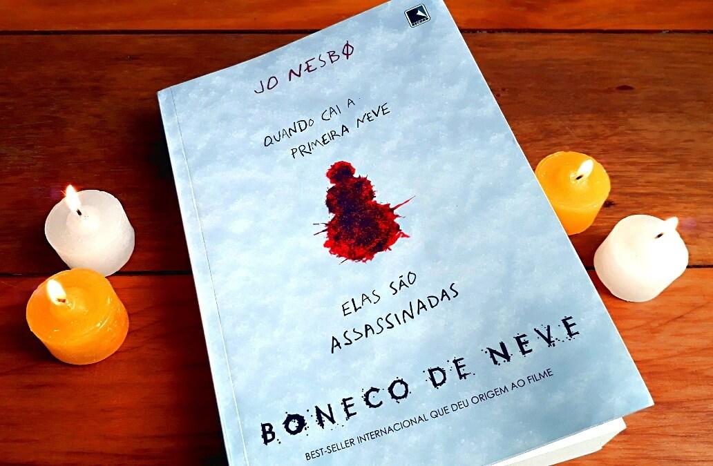 Boneco de Neve: uma ficção policial de Jo Nesbo
