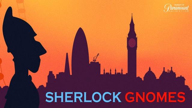 TRAILER   Sherlock Holmes vira gnomo em nova animação