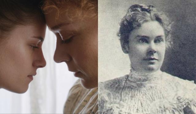 Divulgadas imagens do suspense sobre Lizzie Borden