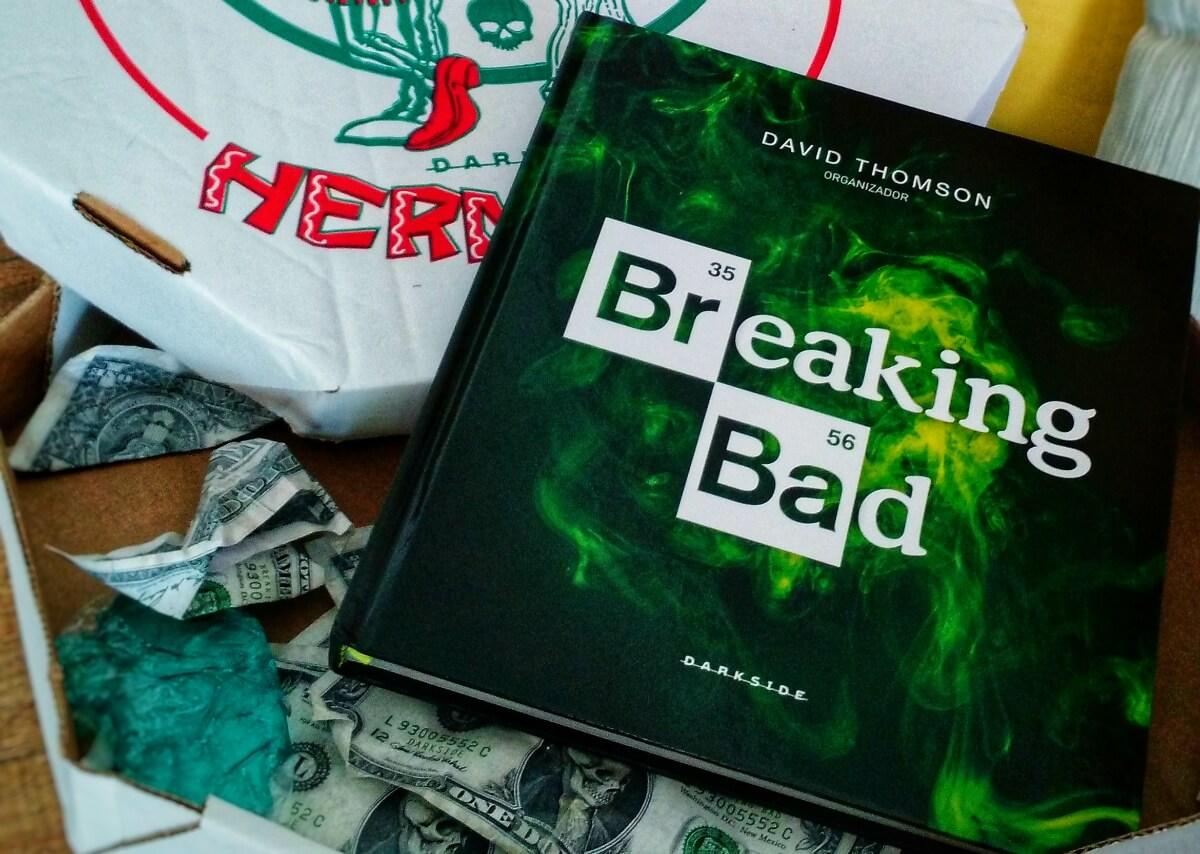 Breaking Bad: Livro oficial | Tão essencial como a tabela periódica