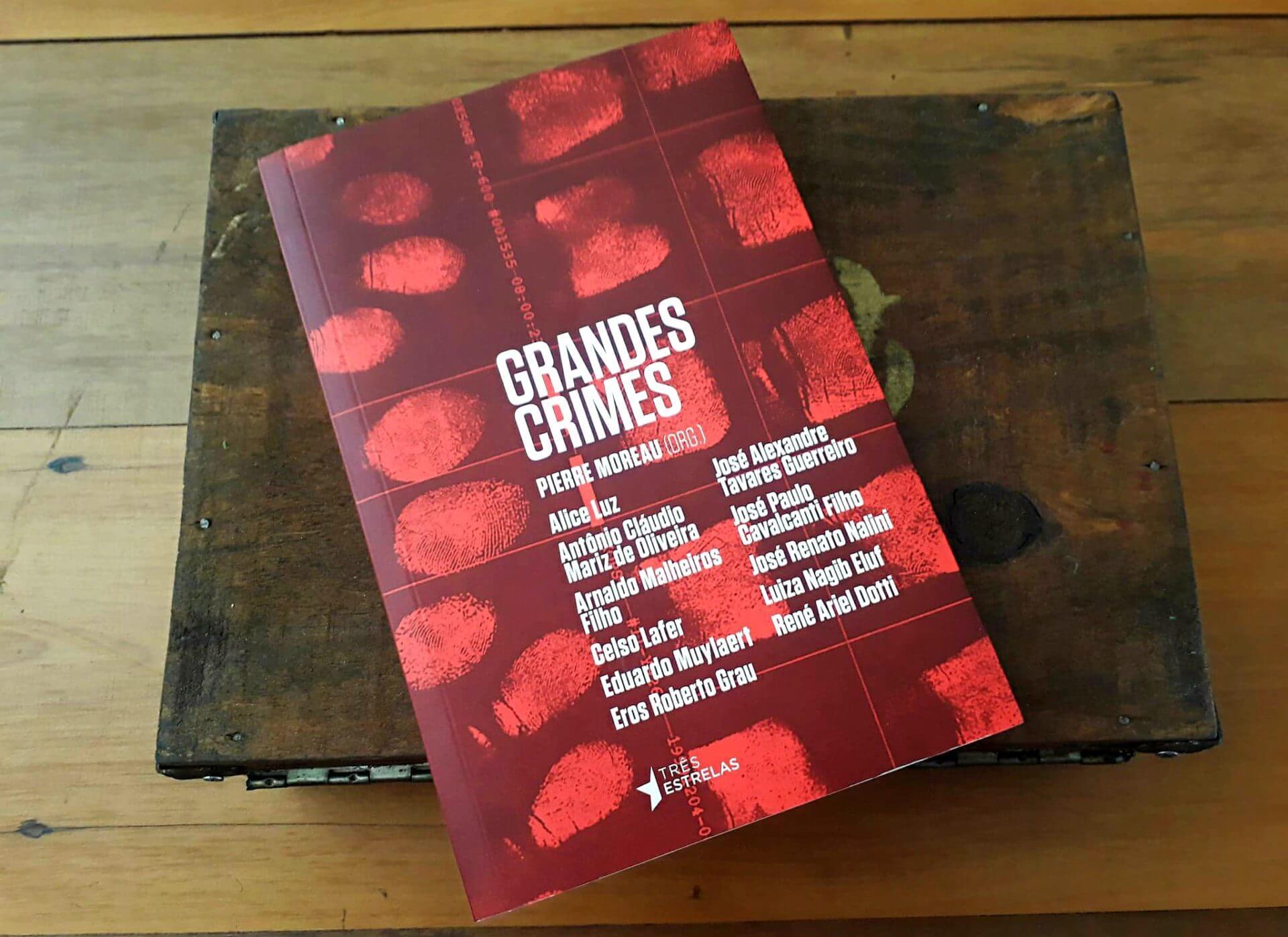 """Coletânea """"Grandes Crimes"""" decepciona leitor mais curioso"""