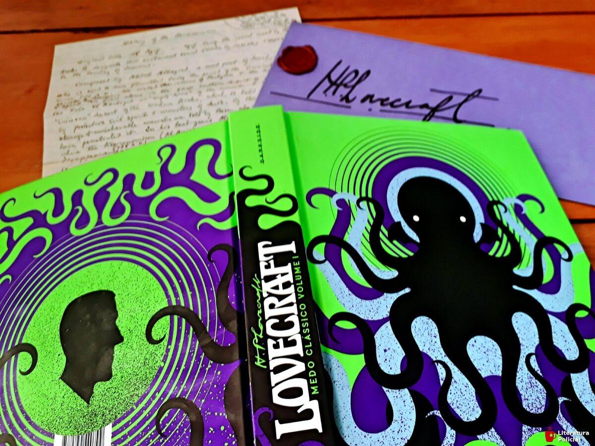 Extras são ponto alto de Lovecraft Medo Clássico