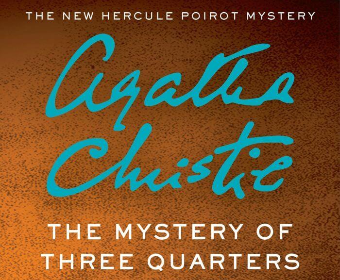 Confira a capa e leia o 1º capítulo do próximo livro com o detetive Poirot