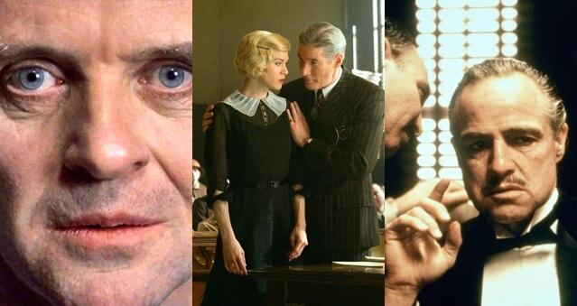 10 Filmes sobre crime vencedores do Oscar