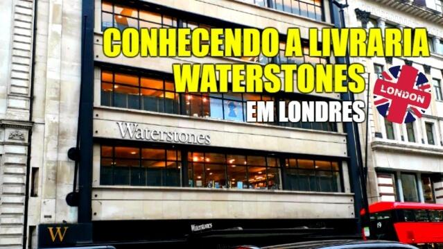 LONDRES | Conhecendo a seção de suspense e policial da Livraria Waterstones